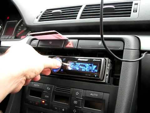 Audi A4 Avant Sound Customs Car Audio Digital Designs