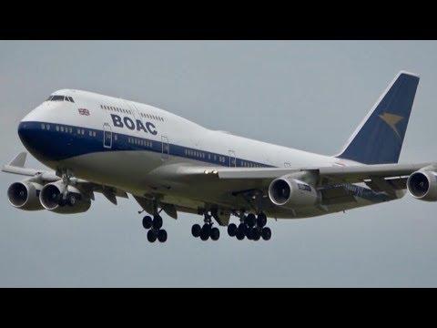 40 Minutes Plane Spotting - Philadelphia International Airport (PHL)