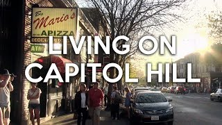 Living on Capitol Hill (Seattle)