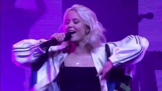 "Zara Larsson ""I Would Like"" Live At Volkswagen Garage Sound Concert 2018"