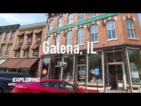Exploring with Audrie - Galena, IL