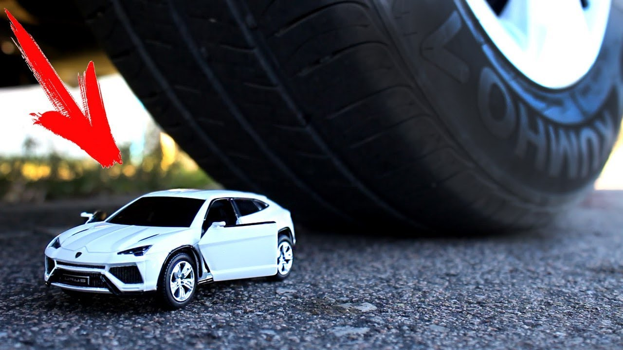 Experiment Car Vs Car Toys Youtube