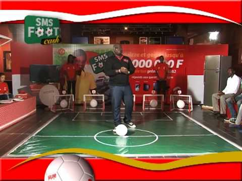 SMS Foot Cash Show Tele 6