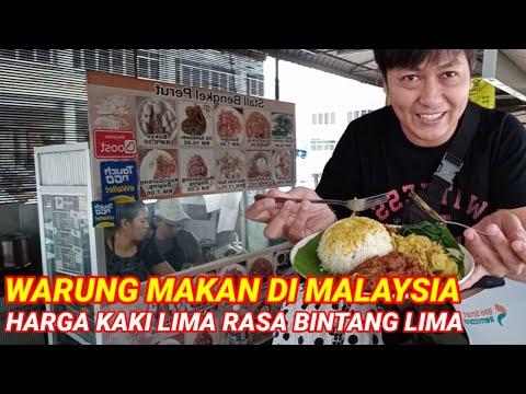 MAKANAN KHAS SUNDA DI KUCHING, MALAYSIA