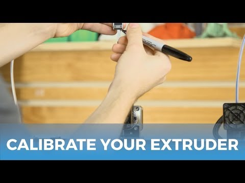 How To Calibrate Your Extruder | MatterHackers