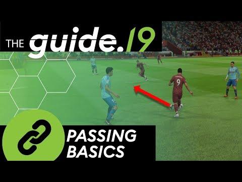 FIFA 20 & FIFA 19 PASSING TUTORIAL | Avoid ERRORS In PASSES By Understanding The BASICS