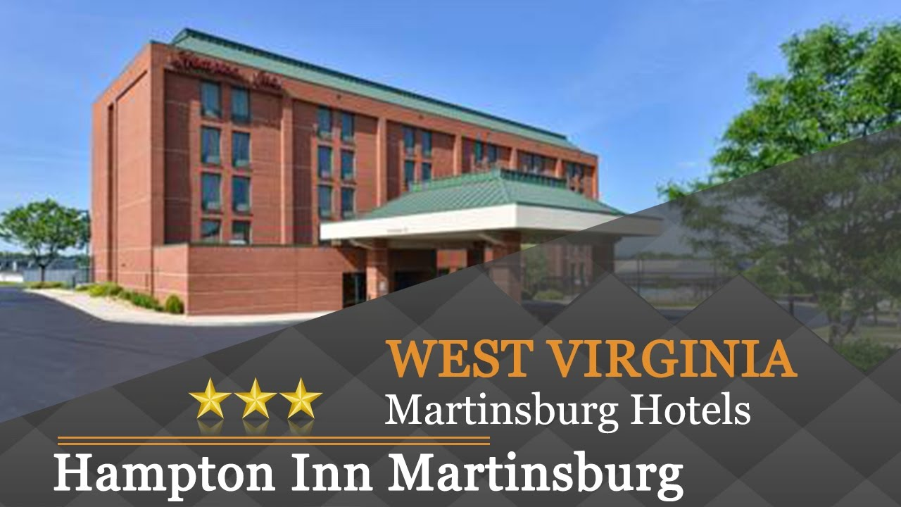 Hampton Inn Martinsburg Hotels West Virginia
