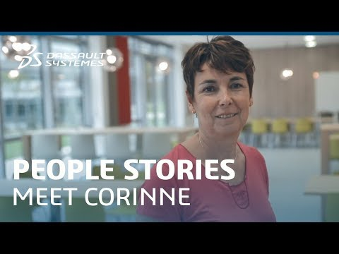 Meet Corinne, a professional skydiver - People Stories - Dassault Systèmes