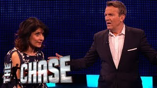 Shappi Khorsandi Breaks the Rules in Her Head-to-Head | The Celebrity Chase