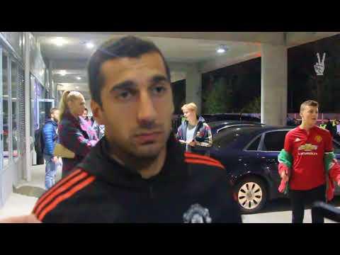 Henrikh Mkhitaryan post-match comments / Հենրիխ Մխիթարյանի հարցազրույցը ԲԿՄԱ-ի հետ խաղից հետո