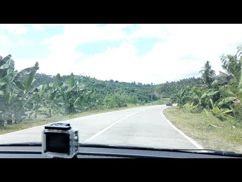 ROAD TRIP MARAGUSAN VALLEY, JULY7, 2017