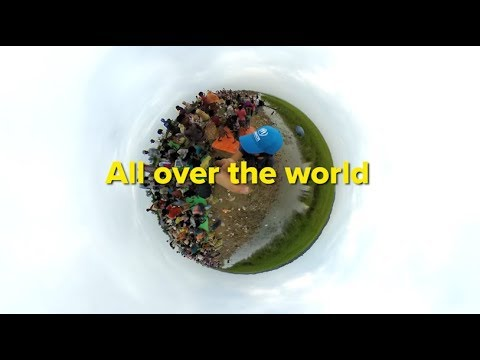World Humanitarian Day 2018 - Making a difference together