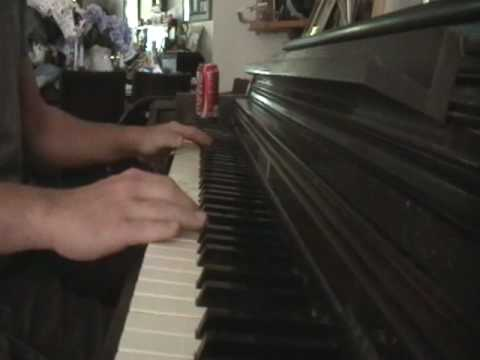 Against The Wind by Bob Segar Piano Cover ( with solo.)