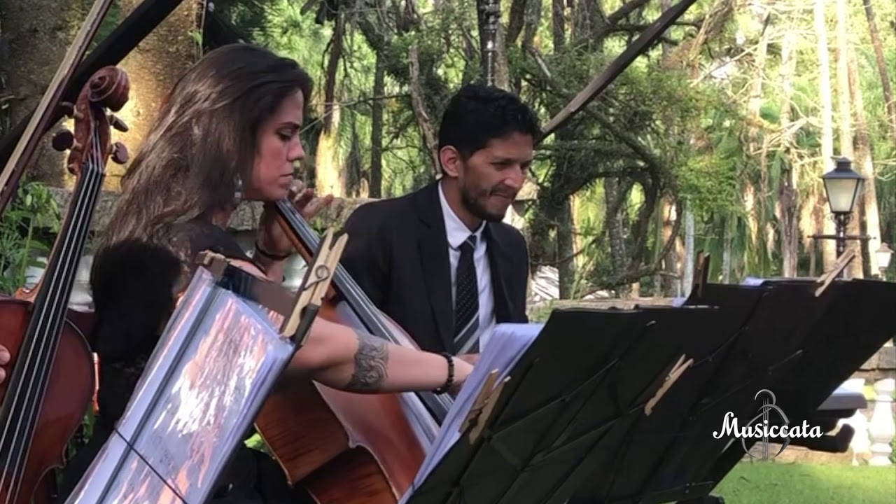 Marcha Nupcial + All of Me (vs  Brooklyn Duo) - Coral e Orquestra