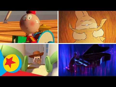 35 Years of Pixar Moments! | Pixar