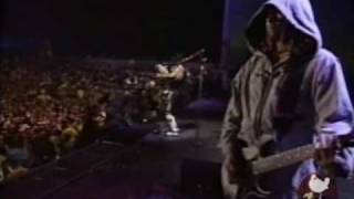 KoRn Shoots And Ladders Live Woodstock 1999