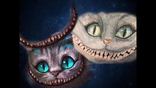 Рисуем Чеширского кота/how to draw the Cheshire Cat