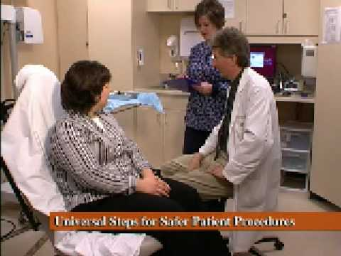 2008-2009 Quality Report - Universal Steps for Safer Patient Procedures