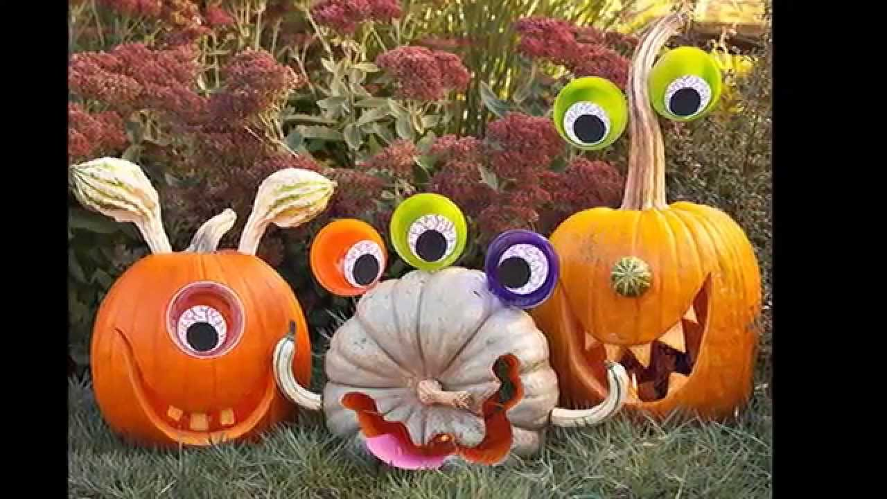 pumpkin decorating ideas glitter