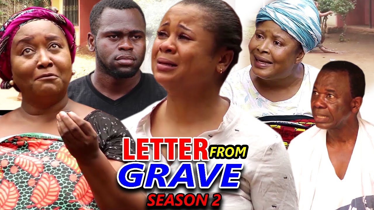 Download LETTER FROM THE GRAVE SEASON 2 - (New Movie)  2021 Latest Nigerian Nollywood Movie Full HD