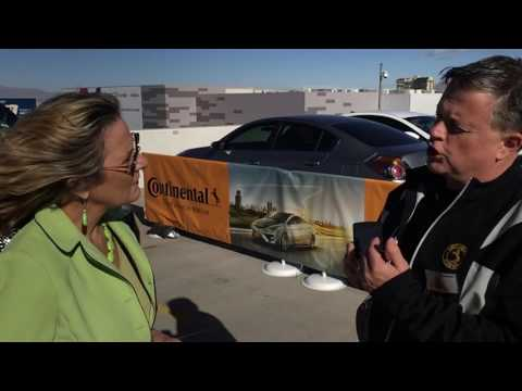 Continental Smart Access system at CES2017