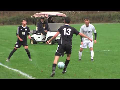 Monmouth Regional 2 Rumson Fair Haven 1 CJ G2 Semifinal Boys Soccer