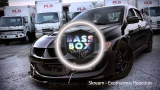 Skream - Exothermic Reaction | Dubstep | [HD]