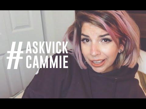 COMPRAS COM MORTOS, SÉRIE FAVORITA #AskVickCammie