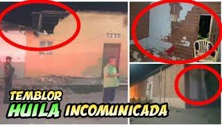 Autoridades evalúan afectaciones por sismos en centro del país   Fuerte temblor en COLOMBIA Hoy