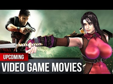 10 Upcoming Video Game Movies That Will Outshine The Games (2016 - 20)