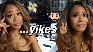 I WALKED OUT ON A SUGAR DADDY DATE | STORYTIME