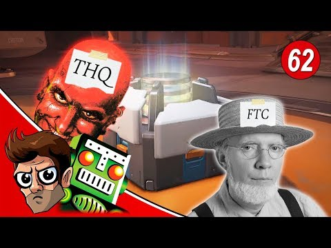 The FTC is investigating lootboxes and THQ Nordic now owns Carmageddon! - Pregame Discharge 62