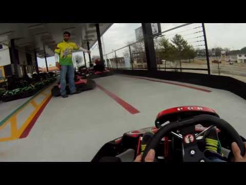 30 mph go-karting