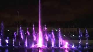 Поющие фонтаны Ашдода