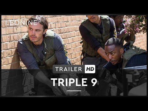 Triple 9 - Trailer (deutsch/german)