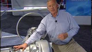 Meritor's New 14x Tandem Drive Axle Walkaround with Rick Martin