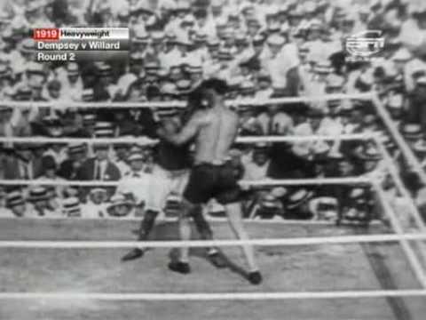 Jack Dempsey vs Jess Willard, Heavyweight Championship of the World
