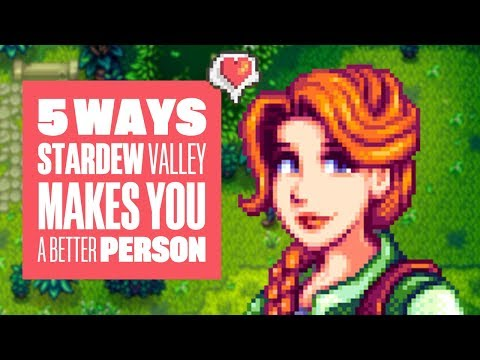5 Ways Stardew Valley Makes You A Better Person - Stardew Valley Switch gameplay