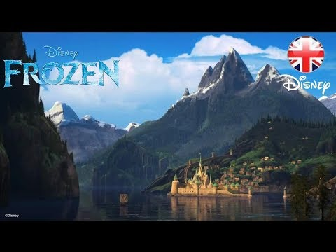 FROZEN | Behind The Scenes - The World Of Frozen | Official Disney UK