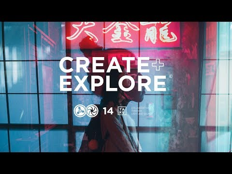 Create & Explore 14: Ben Blenner x GHOSTING