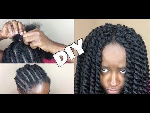 BRADING PATTERN FOR MAMBO TWIST DIY YouTube - Diy braid pattern