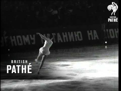 European Ice Skating Championships - Moscow  (1965)