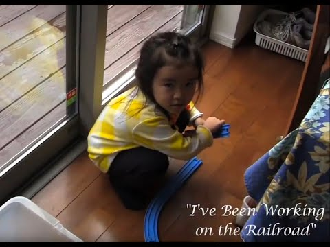 I've Been Working on the Railroad (ukulele rendition)