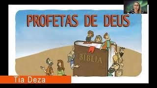 PDZS Kids - Série Profetas de Deus - História do Profeta Natã