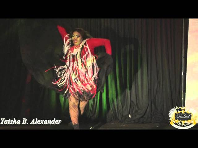 Yaisha B. Alexander- Burning Up