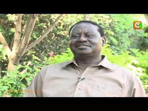 NewsMakers: Raila Odinga
