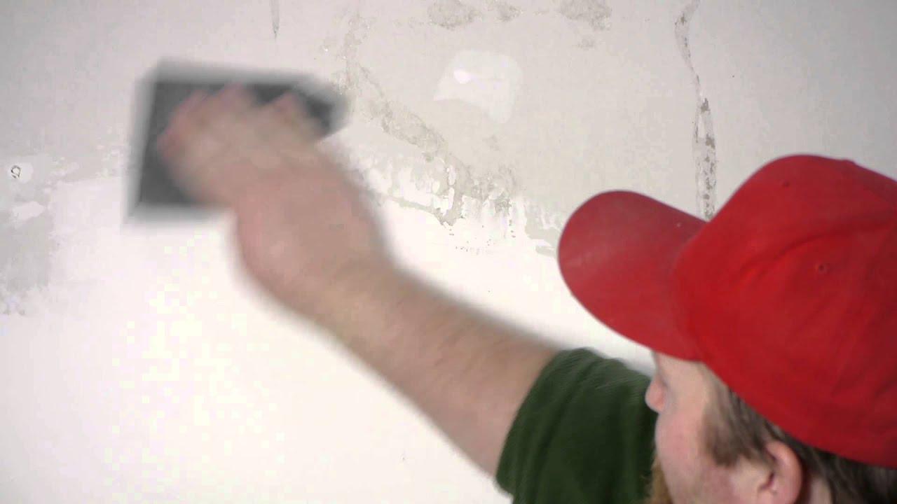 Sanding Walls For Painting : Walls U0026 Home Repairs