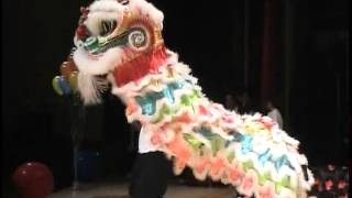 Abraham Lincoln High School Lion Dance Club 1st show
