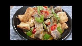 爱吃鱼的一定要收藏,学会这道豆腐焖鱼做法,比水煮鱼还好吃