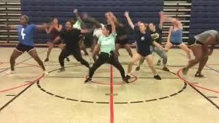 Zumba dance Sneak Peek!